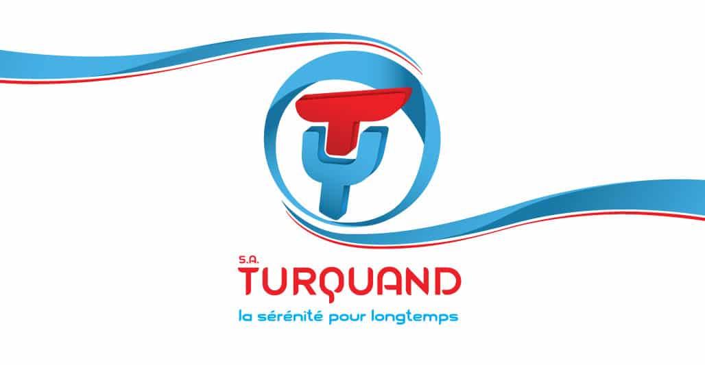 Turquand-STAND ou BANDEROLES ou HAUT DE PLAQUETTE
